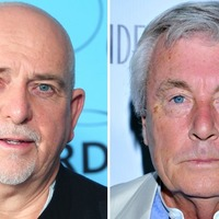 Peter Gabriel pays tribute to 'rebellious' photographer Terry O'Neill