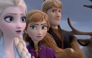 Cool adventure: Despite its flimsy plot, Frozen II largely delivers