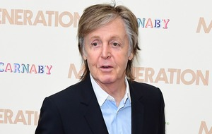 Sir Paul McCartney confirmed as Glastonbury headliner