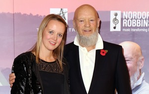 Who are Glastonbury organisers Michael and Emily Eavis?