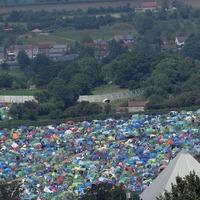 Glastonbury in numbers: 50 years at Worthy Farm