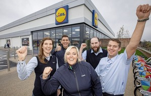 Lidl to increase hourly rate for 300 workers in the north