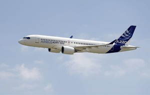 Airbus reportedly closing in on new African A220 order