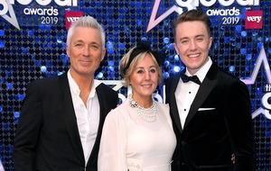 Martin and Shirlie Kemp on why son Roman will not cry in I'm A Celebrity jungle