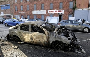 Police investigate arson attack and assault in east Belfast