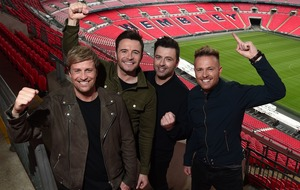 Could Westlife score their first number one album in more than a decade?