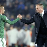 Michael O'Neill hoping to finish qualifying campaign with a flourish by ending Germany hoodoo
