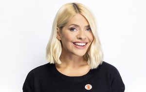 Holly Willoughby among stars backing Christmas Jumper Day