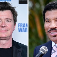 Rick Astley and Lionel Richie to headline Hampton Court Palace Festival