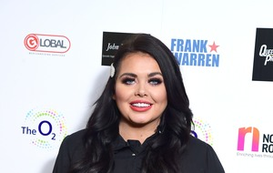 Scarlett Moffatt dropped from Saturday Night Takeaway role