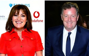 Piers Morgan suggests new ITV reality series idea for Lorraine Kelly