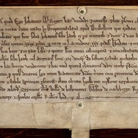 Lewd lane: Auction of ancient deed reveals startling street name
