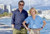 Elen Rhys and Julian Looman on new daytime cop show The Mallorca Files