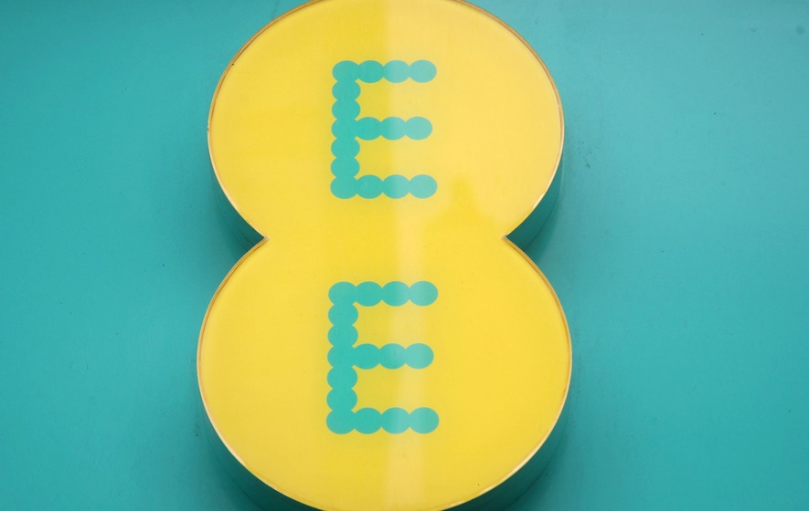 EE expands 5G network to Lisburn and Castlereagh