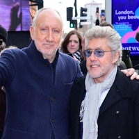 The Who unveil first stone on Music Walk Of Fame ahead of Roger Daltrey voice op