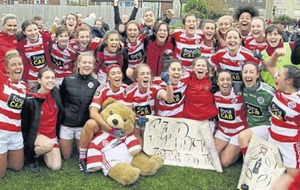 Kirsty McGuinness: All-Ireland ladies football triumph would cap all awards