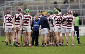 Slaughtneil hurlers ready to go hard at training over Christmas