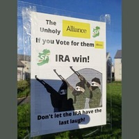 Alliance condemns Bangor posters linking party to IRA