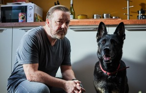 Ricky Gervais lands performance of the year gong for After Life