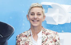 Ellen DeGeneres surprises same-sex couple behind viral tweet