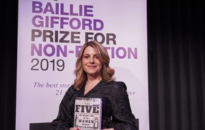 Baillie Gifford Prize won by biography of Jack the Ripper victims