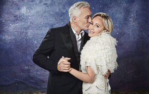 Martin and Shirlie Kemp on their first mutual musical project In The Swing Of It