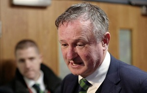 I'm only focused on Bosnia says Michael O'Neill as potential all Ireland clash looms