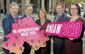First Northern Ireland apprenticeship week launched