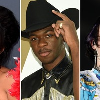 Who's been nominated in the key Grammy categories?