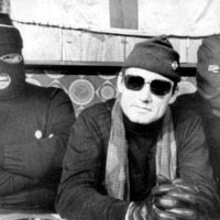 Researcher says Gusty Spence may have been involved in 1972 Market killing