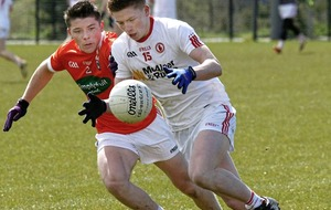 Mickey Harte calls up six fresh faces to Tyrone senior panel