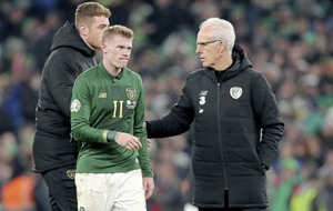 Brendan Crossan: Criticism of Republic of Ireland's James McClean a bit over-cooked