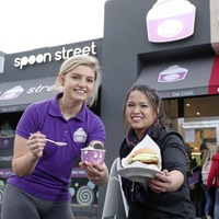 Eddie Rocket's and Spoon Street open shared venture in Lisburn