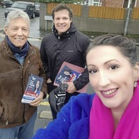 DUP's Peter Robinson returns to election trail to support Emma Little-Pengelly