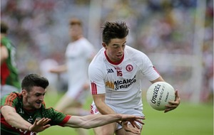 Tyrone forward Ronan O'Neill set for Red Hands return