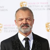 Graham Norton to host film Baftas: 'It will be the biggest sofa I've ever faced'