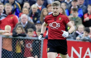 Red and black jersey will come first next summer says Down veteran Conor Maginn