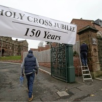 Holy Cross celebrates 150 years of carrying the flame of faith