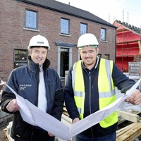 House builder creates 25 construction jobs with £1m Lisburn project