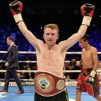 Paddy Barnes looks set for coaching role after hanging up his gloves