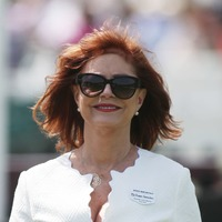 Hollywood actress Susan Sarandon pulls out of political event following a fall
