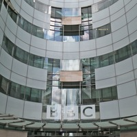 BBC staff claim corporation has introduced a 'six chip' rule in its canteen