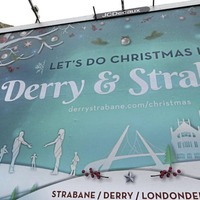 Council unveils new very Derry Christmas billboard slogans