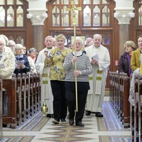 Mass marks end of women's confraternity at Clonard