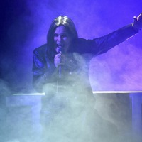 Ozzy Osbourne returns to the stage following health issues