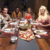 Celebrity Christmas Come Dine With Me unveils its line-up