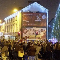 What's On: Santa Claus in Banbridge, Victorian street fair in Whitehead, children's Christmas Market in Armagh and more