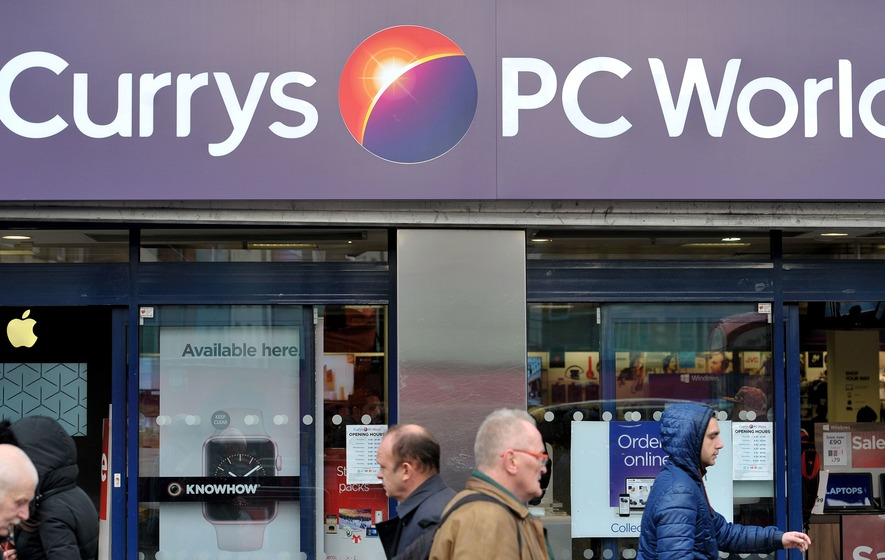 Currys Pc World Launches Shopping App Ahead Of Black Friday The Irish News