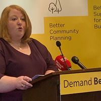 Alliance leader Naomi Long defends decision not to take part in pro-Remain pact