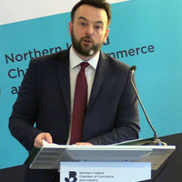 Colum Eastwood fears for NHS future following 'bad Brexit'